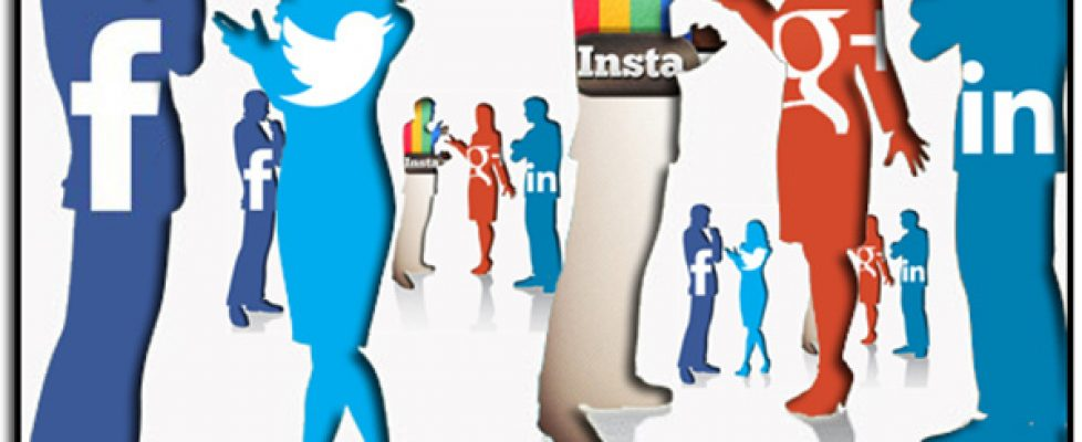 Employees social media