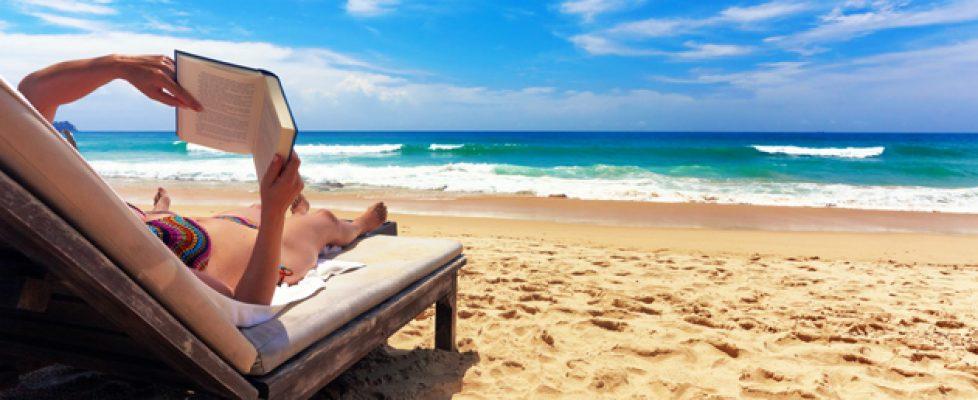libros-en-la-playa