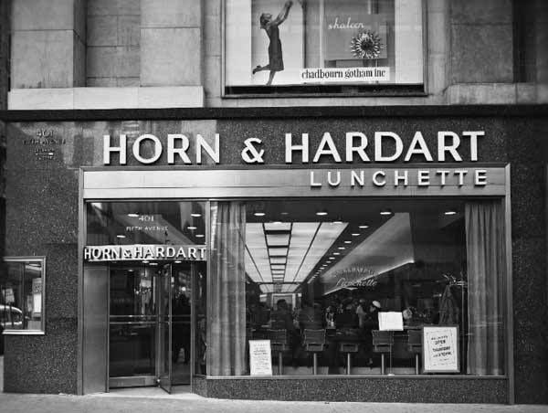 Resultado de imagen para retailnewstrends Horn & Hardart