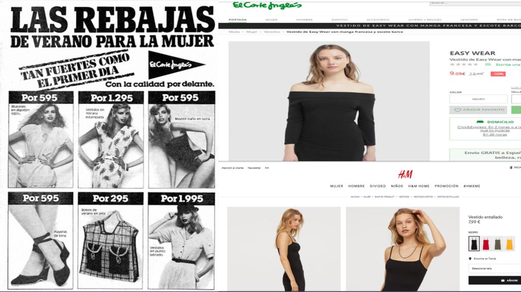 el sector de la moda