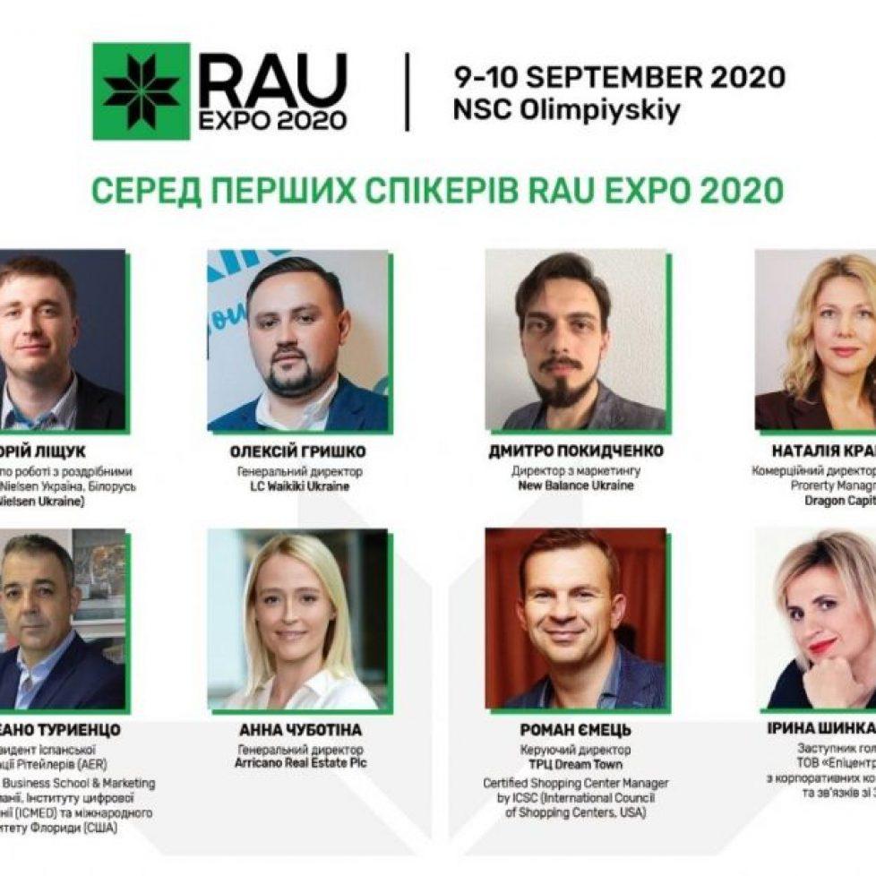 RAU Expo 2020