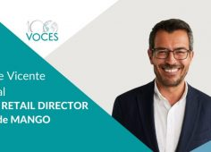 César de Vicente, director global Retail de MANGO